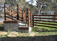 cattle yard ramps